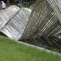 Aptekarskiy Ogorod (Botanical garden MSU). Japan Art. June 2005. — Аптекарский огород (Ботанический сад МГУ). Японская выставка. Июнь 2005., Покровка