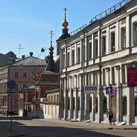 Подколокольный переулок (Москва), Покровка