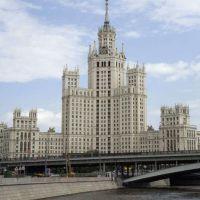 Высотка на Котельнической набережной, Большой Устьинский мост., Покровка