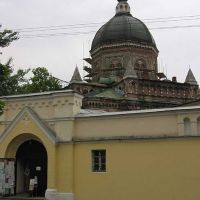 Ивановский монастырь, Покровка