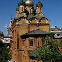 Знаменский монастырь, Покровка