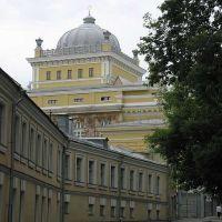 московская хоральная синагога, Покровка