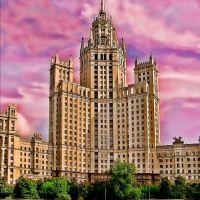 Kotelnicheskaya Apartaments, Покровка