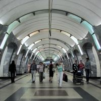 Станция метро Чкаловская (Москва), Покровка