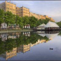 Чистые пруды - Pure Ponds, Покровка