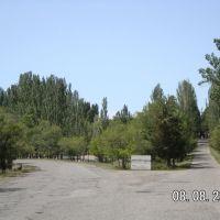 К музею Пржевальского-прямо., Пржевальск