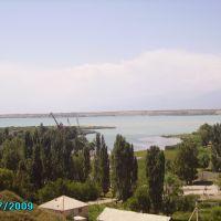 Залив Пражевальского, Пржевальск