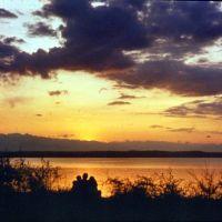 Вечерняя заря на Иссык-Куле, или третий лишний, Пржевальск