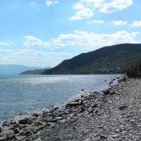 Крым из Рыбачьего к Алуште (панорама с сайта we.crimea.be), Рыбачье