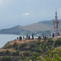 Церковь маяк, Рыбачье