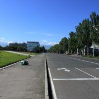 Shopokova st., Bishkek.  Kyrgyzstan., Бишкек