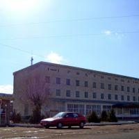 Гостиница, Быстровка