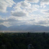 Вид на горы, Каинды