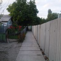 Переулок, Каинды