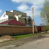 House on Oktyabrskaya st., Кант