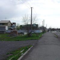 Апрель 2007г., Кара-Балта