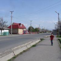 Ул. Труда. 2007г., Кара-Балта