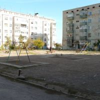 """Кварталл ковровщиков"". 2009г., Кара-Балта"