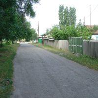 г. Кара-Балта. ул. Учительская (2007г.)., Кара-Балта