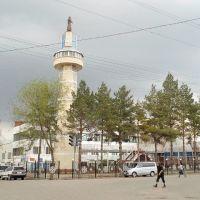 Башня у АРЗ-2., Токмак