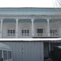 Центральный Мечеть им. Арип Ата, Араван