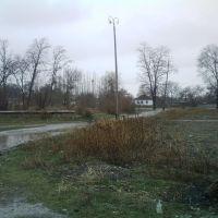 Старый сах.з-д, тут был парк и летний кинотеатр..., Беловодское