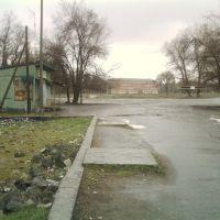 От ж.д. к остановкам Сах.з.д, Беловодское