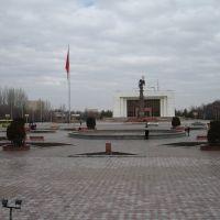 Bishkek square, Бишкек