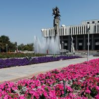 Bishkek, Philharmonia, Бишкек