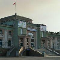 ЖД вокзале Бишкек-2, Бишкек