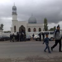 Masjid Чуйская Ivanovka, Ивановка