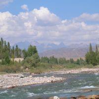 nanay scenery, Караван