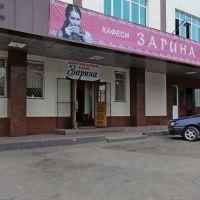 ЗАРИНА, Каракол