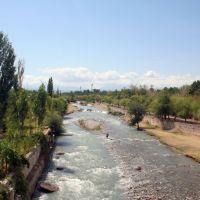 Osh river, Ош