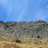 Suleymanka mountain, Ош