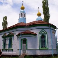 Orthodox church in Talas, Талас