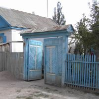 Kirgisian Republic, Tokmak, cottage 1, Токмак