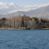 Residence of President Kirgiztan Bakiev K, Чолпон-Ата