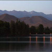 Kyrgyzstan_Issyk-Kul_lake, Чолпон-Ата