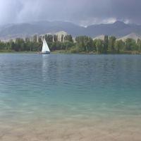 Issik-Kul Lake, Чолпон-Ата