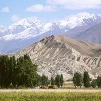 Central Kyrgyzstan, Кочкорка