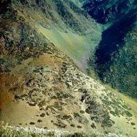 долина Карабалты в Киргизском хребте, Мин-Куш