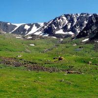 перевал Тюз-Ашуу, Мин-Куш