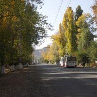 Naryn in early Autumn, Нарын