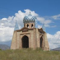 Majestic chapel, Суусамыр
