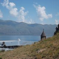 Озеро Севан. Монастырь Севанаванк, Чаек