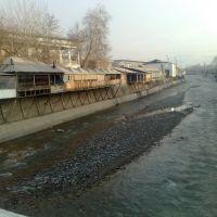 Aravan river, Араван