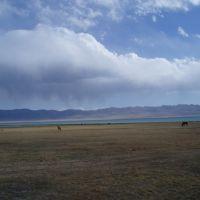 Lago Song Kol, Базар-Курган