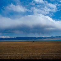 Tormento en el Lago Song Kol, Базар-Курган