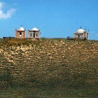 муульманское кладбище, Базар-Курган